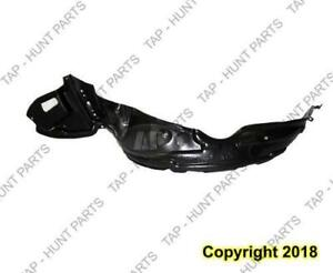 Fender Liner Driver Side [Japan Built 2003-2004] [Usa Built 2003-2008] Toyota Corolla