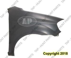 Fender Front Passenger Side Sedan CAPA Chevrolet Aveo 2009-2011