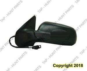 Door Mirror Power Driver Sideheated Blue Glass [Jetta 1999-2005] [Jetta City 2007-2009] Volkswagen Jetta