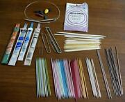 Metal Knitting Needles