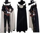 Vampire Hunter Costume
