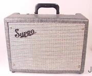 Supro Amplifier