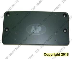 License Plate Bracket Front Withamg Package Sedan Mercedes C-Class 2008-2011