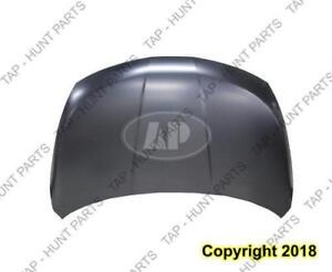 Hood Capa Nissan VERSA HATCH BACK 2007-2012