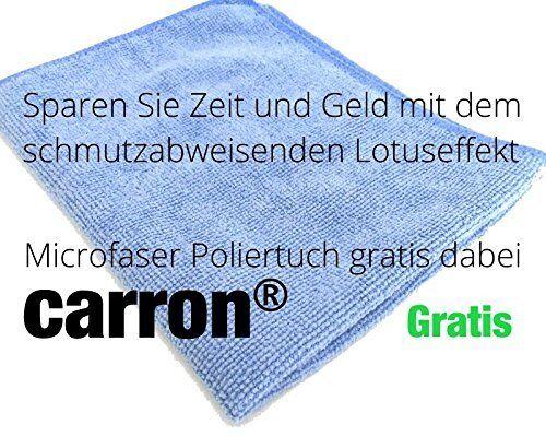 carron Autopolitur Lotuseffekt Hochglanz Versiegelung Glanz ohne Polierarbeit