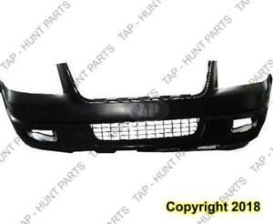 Bumper Front Primed Eddie Bauer (Include Bumper Absorber) Ford Expedition 2004-2006
