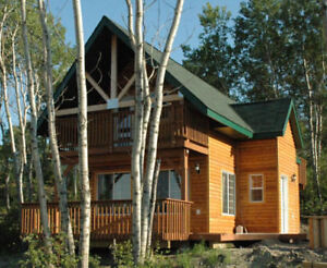Now Booking - Cozy Winter Asessippi Cabin On The Ski Hill