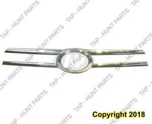 Grille Moulding Chrome Limited Toyota Rav4 2006-2008