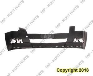 Bumper Front Primed Without Hid Head Lamp Without Head Lamp Washer Hole Exclude Cts-V Model Capa Cadillac CTS 2008-2014