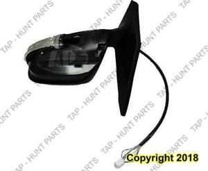 Door Mirror Power Driver Side Heated With Signal Japan Built Ptm Toyota Rav4 2009-2012