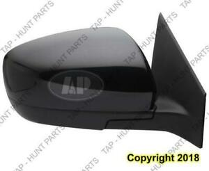Door Mirror Power Passenger Side Ptm Mazda CX-9 2010-2015
