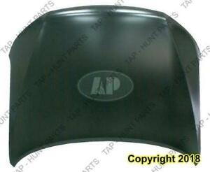 Hood Steel Without Turbo Subaru Forester 2009-2013