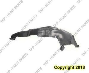 Fender Liner Driver Side Jeep Grand Cherokee 1999-2004
