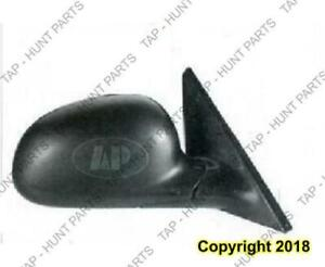 2010 honda civic driver side mirror