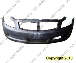 Bumper Front Without Sport With Tech Capa Infiniti G35 2007-2008