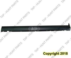 Rocker Panel Passenger Side Textured Gt Ford Mustang 2005-2009