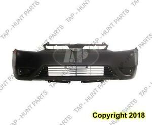 Bumper Front Primed Coupe High Quality Honda Civic 2006-2008