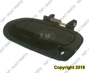 Door Handle Outer Rear Driver Side Japan Honda Accord 1998-2002