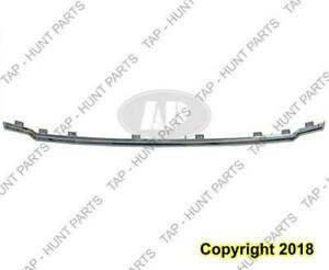 Grille Bar Upper Chrome (No 2 From Top)  Ford Fusion 2013-2016