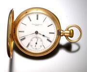 Patek Philippe Gold Pocket Watch
