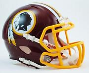 Riddell Mini Helmet Redskins