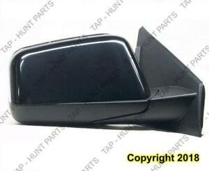 Door Mirror Power Passenger Side Without Puddle Lamp Ford Edge 2007
