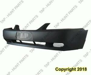 Bumper Front Base Model Without Fog Lamp Hole Ford Mustang 1994-2004