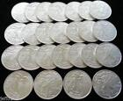20 1 oz Silver Rounds