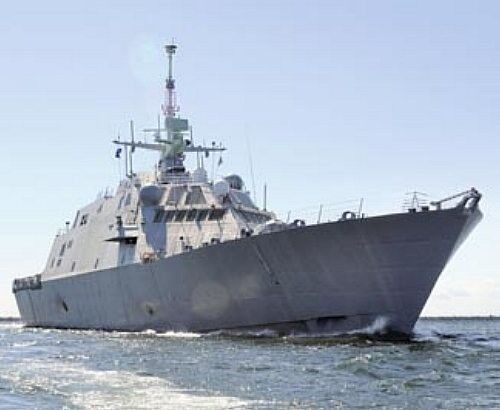 USS Freedom (LCS-1)  - US NAVY picture poster print 8x10 photo