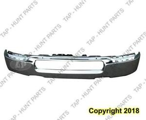 Bumper Front Chrome Without Fog Lightduty  Ford F150 2006