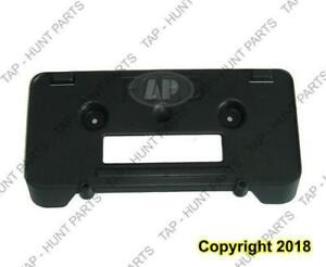 License Plate Bracket Front Ford Fusion 2010-2012