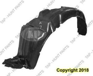 Fender Liner Driver Side [Sedan & Coupe 2000-2005][Hatchback 2004-2005] Toyota Echo