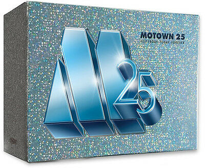 Motown 25  Yesterday Today Forever Dvd 610583527896