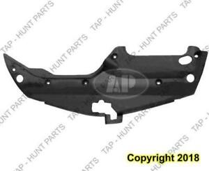 Radiator Support Cover Without HID Head Light Toyota Prius 2007-2009