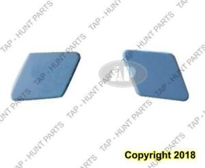 Head Light Washer Cover Passenger Side Sedan/Wagon BMW 3-Series 2006-2008