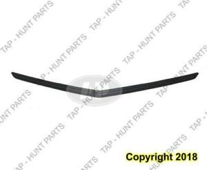 Grille Lower Moulding Matt-Black Ss Model Chevrolet Camaro 2010-2013