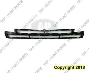 Grille Lower Center Front Lt Model (Bumper Grill) Chevrolet Spark 2013-2015