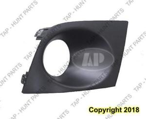 Fog Lamp Bezel Driver Side Nissan VERSA HATCH BACK 2007-2012