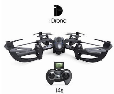 Racing Drone Hd Camera I4s With Auto Return 2 4Ghz 4Ch 6 Axis Rc Quadcopter Usa
