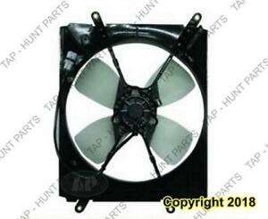 Radiator Fan Assembly 4-Cylinder Toyota Camry 1992-1996