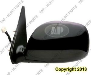 Door Mirror Power Driver Side Sequoia Sr5 01-07/Tundra Limited Double Cab Toyota Tundra 2003-2004