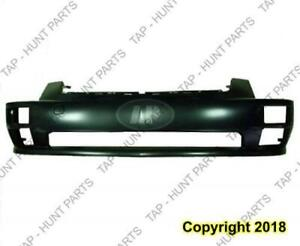 Bumper Front Without Head Light Wash Hole Primed Cadillac STS 2005-2007