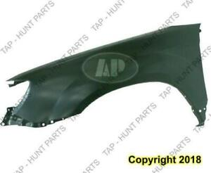 Fender Front Passenger Side Without Side Lamp Hole Subaru Forester 2006-2008