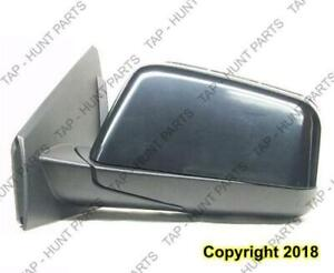 Door Mirror Power Driver Side Without Puddle Lamp Ford Edge 2007
