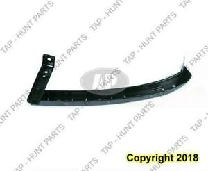 Bumper Filler Front Driver Side Honda Civic 2001-2003