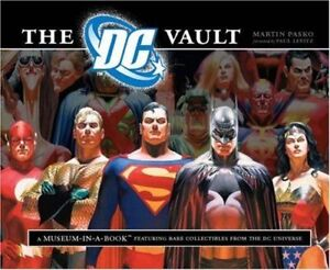 DC Vault Museum in a Book SEALED Justice League Batman Comics