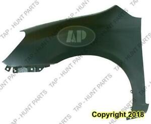 Fender Front Driver Side Without Side Marker Kia Rondo 2007-2012