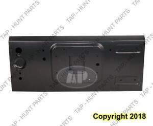 Tail Gate Shell Steel Jeep Wrangler 2007-2014