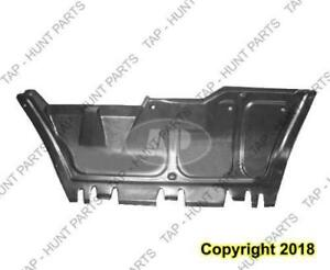 Under Car Shield 4Cyl Except Tdi Model Volkswagen Golf 2006-2009