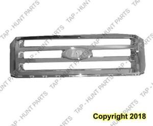 Grille Chrome Xlt/Eddie Bauer  Ford Expedition 2007-2014